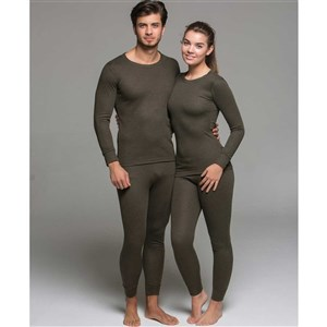 THERMOFORM Heavy Unisex Termal İçlik haki