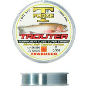 TRABUCCO T-Force Trouter 150 m Misina 0.20 mm