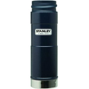 STANLEY Classic One Hand 0.47 Lt Kupa Termos Lacivert